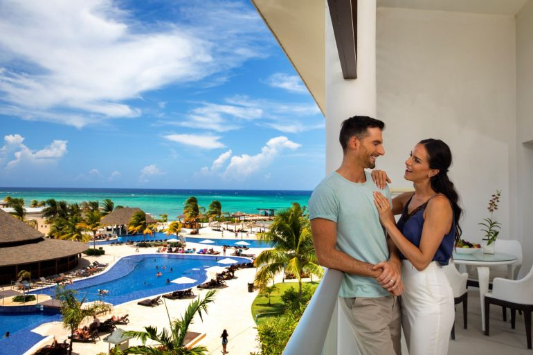 Royalton Negril Resort & Spa view