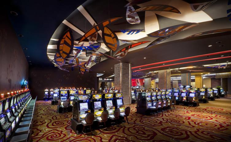 HRH Punta Cana Casino Slots