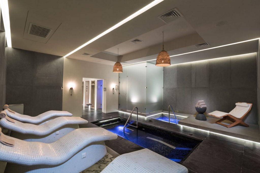 Spa Hydrotherapy Interior