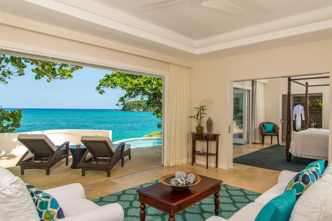 Jamaica Inn Cottage 6 Living Room