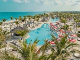 Resort World Bimini aerial
