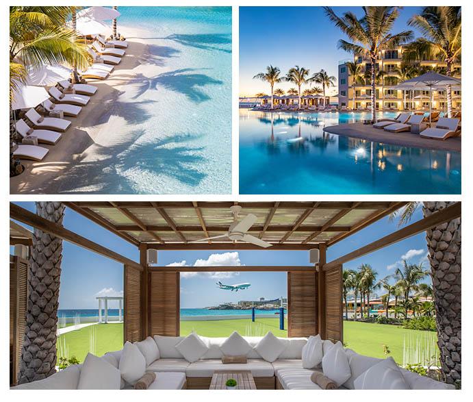 Morgan  Resort and Spa in St. Maarten