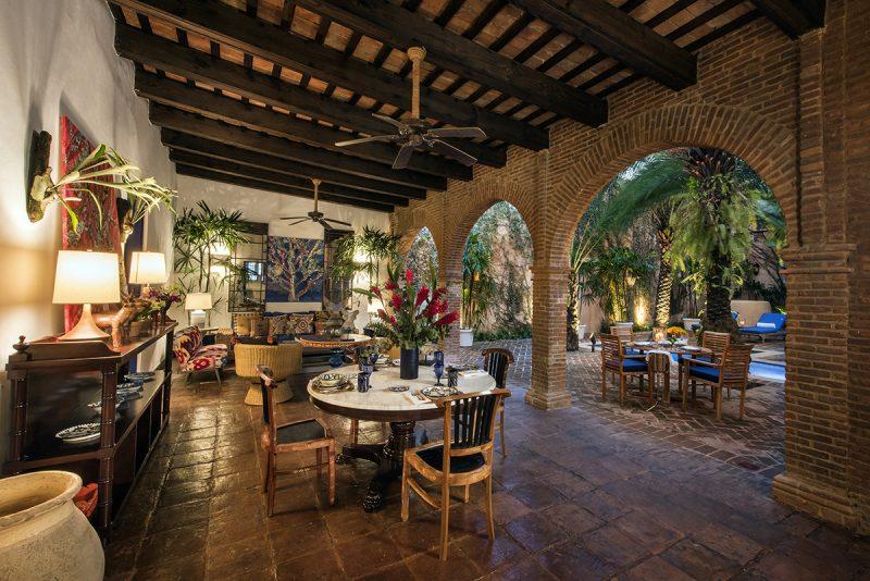 Casa del Diseñador -Courtyard and Terrace_1200